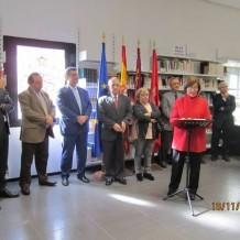 La Universidad de Murcia da el nombre de profesores a dos salas de la Biblioteca Nebrija