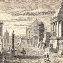 Viaje a la Vía Appia