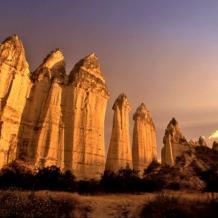 Viaje a Turquía central