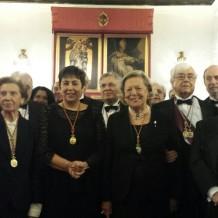Emma Falque, Vicepresidenta de la SEEC, miembro de la Real Academia Sevillana de Buenas Letras