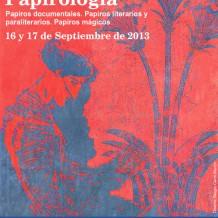 V Jornadas de Papirología