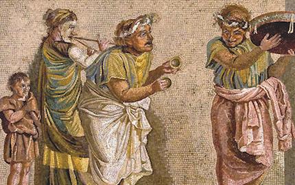 Escritores menores de la literatura grecorromana y personalidades secundarias de la Historia