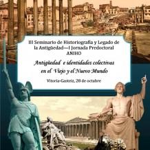Seminario de Historiografía y Legado de la Antigüedad