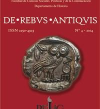 De Rebus Antiquis – Número 4, Año 2014