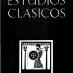 Estudios Clásicos 21 (1957)