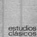 Estudios Clásicos 45 (1965)