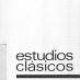 Estudios Clásicos 55 (1968)