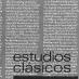 Estudios Clásicos 56 (1969)