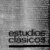 Estudios Clásicos 68 (1973)