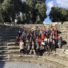 Crónica del viaje arqueológico de la SEEC a Turquía (primavera de 2019)