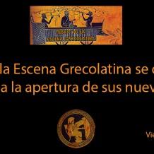 Museo de la Escena Grecolatina: nuevas salas