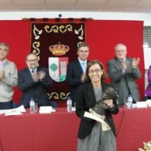 Teresa Martínez Manzano, premio de investigación bibliográfica