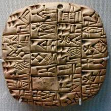 Origen y evolución de la escritura