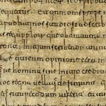La protohistoria del texto
