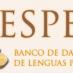 HESPERIA: presentación del banco de datos
