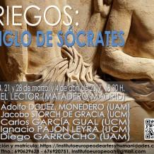 Griegos: el siglo de Sócrates