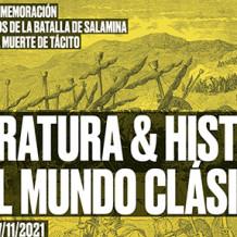 Literatura e Historia en el Mundo Clásico. Simposio de la SEEC (26-27 de noviembre de 2021)