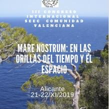 III Congreso Internacional de Estudios Clásicos de la Comunidad Valenciana