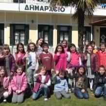 Grecia da las gracias a los alumnos de Murcia por su defensa del Griego y la Cultura Clásica