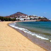 Paros island · Greek language and Culture Courses in Greece · Alexandria Institute