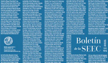 Publicado Boletín 2021-nº 1 (EClás 159)