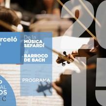 De la música sefardí al barroco de Bach