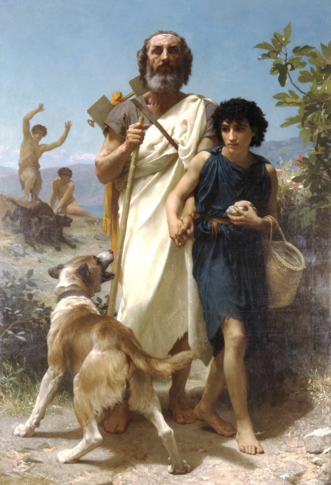 william-adolphe_bouguereau_1825-1905_-_homer_and_his_guide_1874